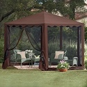 $112.49Waterproof 13' Hexagon Gazebo