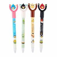 2.994 Pcs Novelty Multi Colors Blue Ink Angry Birds Ballpoint Pen