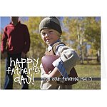 FreeFather's Day Personalized Greeting Card