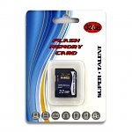 $15.2932GB Super Talent Class 10 SDHC Memory Card (SDHC32-C10)
