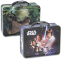 6 Star Wars Lunch Boxes