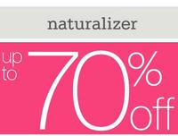 Up to 70% OffNaturalizer Sale