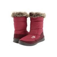 45The North Face Women's Nuptse Bootie Fur IV Insulated Boot