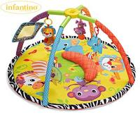 21.99Infantino Twist & Fold Activity Gym with 4 Linkable Toys