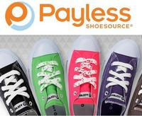 $10 off $25Payless coupon: $10 off $25 or more, stacks with sale