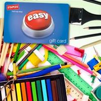 $7Staples® Gift Card at  Saveology