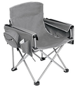Extra Wide Aluminum Backpack Chair