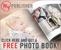 Free Hard Cover Photo Bookat My Publisher