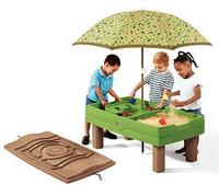Step2 Naturally Playful Sand and Water Activity Table