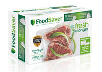 Up to 50% OFFWith Purchase of  Bags or Rolls at FoodSaver