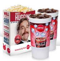 50% Off Drink + Popcorn Combo at AMCWhen You Purchase Ticket from Fandango