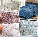 From $19.99 + free shippingDowny Self-Warming Flannel Sheets