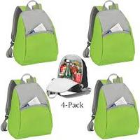 $19.99Insulated Backpack Cooler: 4-Pack