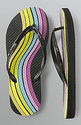 Joe Boxer Women's Foam Sole Flip Flops