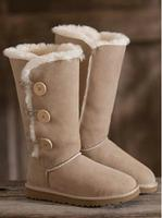 Women's Bailey Button Triplet UGG Boots