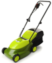 "$99 Sun Joe Mow Joe 14"" Electric Lawn Mower"