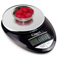 $8.18 Ozeri Pro Digital Kitchen Food Scale, 1g to 12 lbs Capacity