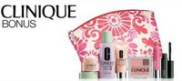 FREE 7-pc gift Clinique Bonus Time at Von Maur