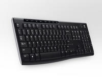 $12.99Logitech Wireless Keyboard K270 - Dented Box