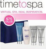 Free Elemis Face & Body Beauty Collectionwith Purchase of $75 or More
