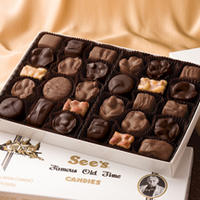 $4 Offwith purchase of $40 or more @ See's Candies