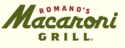 10%OFFMacaroni Grill: At least 10% off your next dinner, more