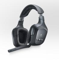Logitech F540 Wireless Gaming Headset 981-000277