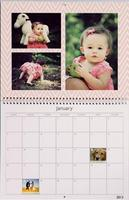 Free 8.5x11 Personalized Calendarat My Publisher