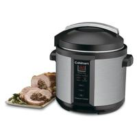 Cuisinart Pressure Cooker CPC-600 1000W 6qt. Brushed Stainless Steel (refurbished)