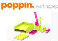 20% OffYour First Purchase @ Poppin.com