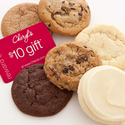 $6.99Cheryl's 6-Cookie Sampler Pack with $10 gift card