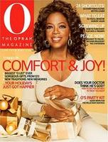 O, The Oprah Magazine 1-Year Subscription