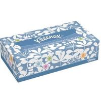 36 Pack Kleenex Facial Tissue, White, 100-Count