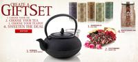 $10 off $30Teavana  Plus Free Sample and Free Shipping