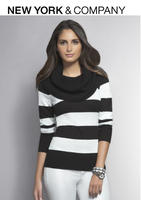 50% OFFon All Orders + Free Shipping @New York & Company