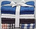 $1.79 Cotton Washcloth 8-Pack
