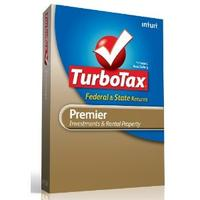 FreeTurboTax Premier online only edition with Free efile included