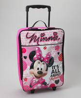 up to 50% off Minnie Mouse Rolling Bag and more