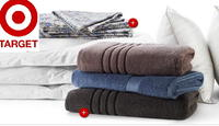 Target Bed & Bath White Sale:Pillows and Bath Towels from $4 + free shipping w/ $50