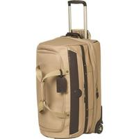 TravelPro Kontiki 26-inch Drop Bottom Rolling Duffel Bag - Khaki
