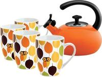 $30Rachael Ray Little Hoot Tea 5-Piece Gift Set