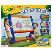 Crayola Inflatable Giant Easel