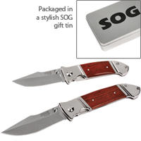 $18SOG KNIVES Fielder Knife Gift Set