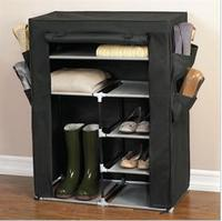 $19.99Brylane Home Portable Wardrobe with Shoe Pockets