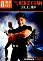 Jackie Chan 8-Movie Collection on DVD