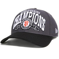 San Francisco Giants Authentic 2012 World Series Champions 39THIRTY Stretchfit Cap