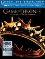 FYE: Game of Thrones: The Complete Second Season [7 Discs] [Blu-ray] NR
