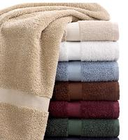 "Lauren Ralph Lauren Bath Towels, Basic 27"" x 52"" Bath Towel"