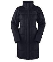 The North Face Women's Metropolis Parka Fig Green