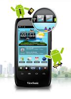 Unlocked ViewSonic ViewPhone 3 Android Phone
